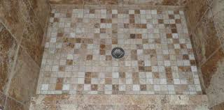 bathroom niche ideas shower shower pan amazing ready to tile shower base tile redi