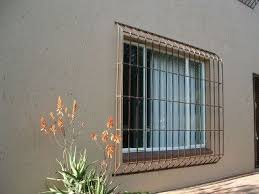 Security Locks For Windows Ideas How To Make Your Own U0027burglar Bars U0027 For Ultimate Home Security