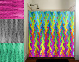 Colored Shower Curtain Rate Multi Color Shower Curtain Colored Curtains