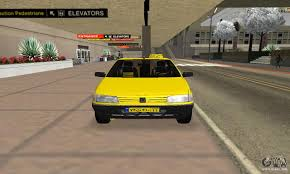 peugeot 405 wagon peugeot 405 roa taxi for gta san andreas