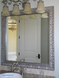 Custom Framed Bathroom Mirrors Custom Framed Mirrors New Bathroom Cabinet Creative Custom Framed