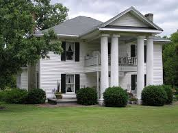 two story home historic properties and historic markers town of oak ridge