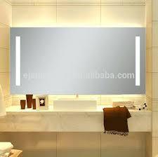 led backlit mirror bathroom led light mirror touch sensor switch