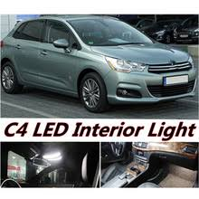 Interior Car Led Light Kits Popular Led Interior Car Lights Citroen C4 Buy Cheap Led Interior