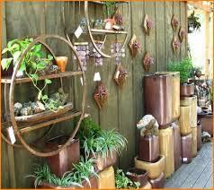 Garden Wall Ornaments by Garden Wall Decoration Ideas Outdoor Furniture Garden Furniture