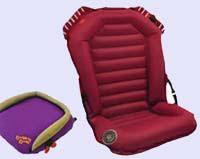 siege enfant gonflable code3000 sièges auto et moto pour enfants