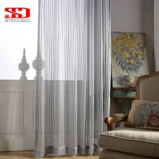 Window Treatment For Bedroom Online Get Cheap Grey Window Panels Aliexpress Com Alibaba Group