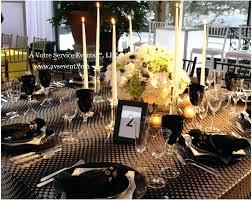 graduation table decoration ideas black and gold wedding table centerpieces black and gold wedding