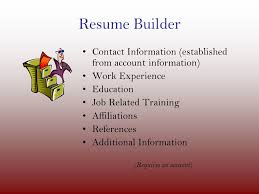 Usajobs Gov Resume Builder Usa Jobs The Official Job Site Of The United States Federal