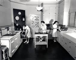 Kitchen Photography by Pyrex Connections Exhibit Visitor Recognizes Mother In Test