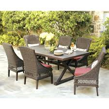 Wicker Patio Dining Chairs Articles With Wicker Patio Dining Set Tag Glamorous Wicker Patio