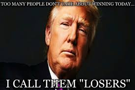 donald trump memes too many people dont care about winning today