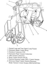 repair guides anti lock brake system electronic brake control