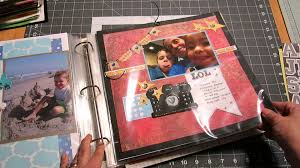 photo album pages for 3 ring binder my my d ring binders