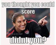 Usa Soccer Memes - carli lloyd wins golden ball hope solo lifts golden glove hope solo
