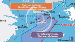 Map Of China And Japan by South Korea Refuses To Be Bullied By China Expands Own Adiz Youtube