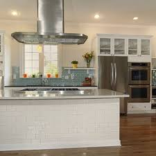backsplash for small kitchen kitchen blue backsplash small kitchen on one wall tile diy trim