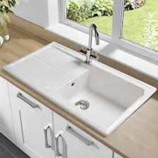 sinks undermount kitchen elegant white porcelain undermount kitchen sink gl kitchen design