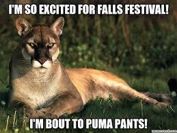 Puma Pants Meme - pants