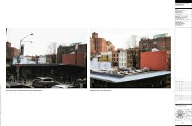 Home Design Fails by Proposed Expansion Of Home At 83 Horatio Street West Village