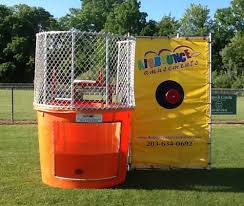 dunk booth rental dunk tank airbounce amusements