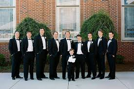 groomsmen attire for wedding what a groom and groomsmen should wear to a wedding brides