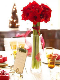 table centerpiece ideas 50 easy christmas centerpiece ideas midwest living