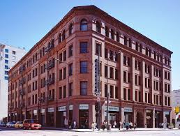 People Under The Stairs The La Song by Bradbury Building Wikipedia