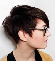 hairstyles glasses round faces 20 short hairstyles for round faces