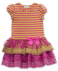 bcx girls dress girls flutter sleeved dress kids pinterest