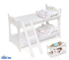18 Inch Doll Bunk Bed 18