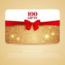 Membership Cards Design Free Gift Card Design Template