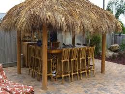 Tiki Hut Design Ideas Geisaius Geisaius - Tiki backyard designs