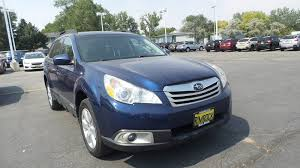 Vehicles For Sale Billings Mt by Used 2011 Subaru Outback For Sale Billings Mt