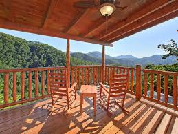 wrap around deck private 3 story cabin with wrap around deck perfect for mountain