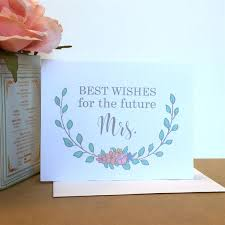 congratulations bridal shower best wishes mr and mrs wedding card bridal shower