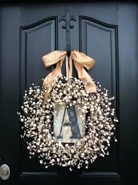 monogram wreath front doors monogrammed wreaths for front door monogram burlap
