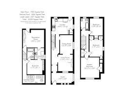 One Bloor Floor Plans by 723 Annette Street Sidorova Inwood Team