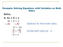 Multi Equations With Variables On Both Sides Worksheet Worksheet Works Solving Multi Equations Variables On Both