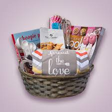 baking gift basket baking gift basket orchid gift creations