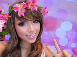 super kawaii doll transformation with double eye lids youtube