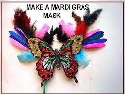 diy mardi gras mask mardi gras mask diy how to make a handmade carnival mask