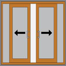 Pvcu Patio Doors Upvc Sliding Patio Doors White Oak Mahogany Rosewood Made