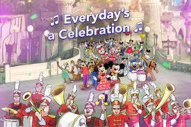 everyday u0027s a celebration u201d u2013 new 25th anniversary theme song