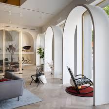 store interior design knoll opens la store based on moroccan castle johnston marklee