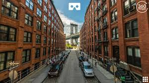 New York Street Map App by New York Vr Google Cardboard Android Apps On Google Play