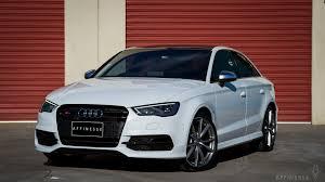 white audi sedan 2014 audi s3 8v sedan glacier white car detailing forum