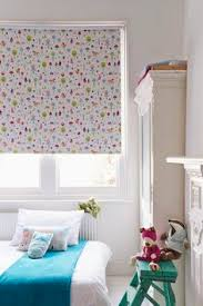 Things In A Bedroom Our Flock Plum Roller Blind Has A Clever Blackout Coating To Help