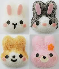 bunny mold bunny rice mold bento world