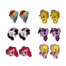 my pony earrings 83 best my pony images on my pony